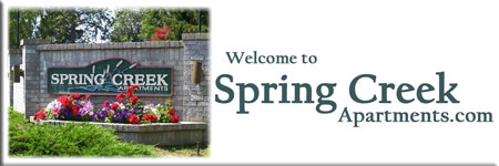 Come Home Relax And Enjoy Your Spring Creek Apartment In Addition To Stunning Views Of Groomed Greenbelts Or Natural Meadowlands